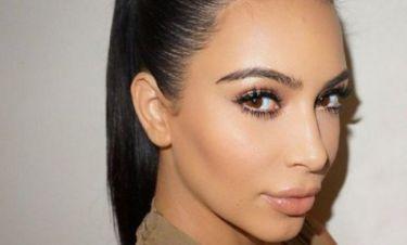 Η Kim Kardashian έκανε κάτι που αξίζει... χειροκρότημα!