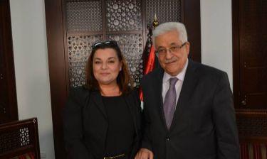 O Πρόεδρος της Παλαιστίνης Μαχμούτ Αμπάς αποκλειστικά στο newsbomb.gr