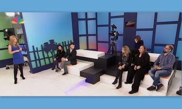 «Πήρε φωτιά» το στούντιο της Κουτσελίνη για τις... τηλεοπτικές κόντρες