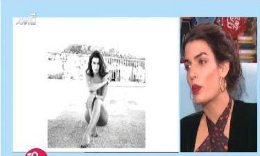 Τόνια Σωτηροπούλου: Κι όμως έχει ατέλεια στο σώμα της και την αποκαλύπτει on camera!
