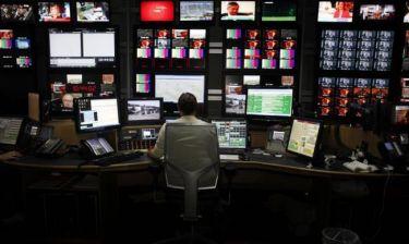 Δημοσιογράφος λιποθύμησε την ώρα του δελτίου
