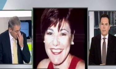 «Λύγισαν» on air Χασαπόπουλος-Τάκης με τον θάνατο της Μαρίας Παπουτσάκη