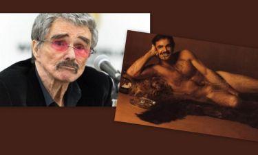 Μπαρτ Ρέινολντς: Δηλώνει μετανιωμένος για την γυμνή φωτογράφιση