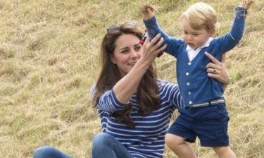 Η είδηση αυτή για τον μικρό πρίγκιπα George είναι τουλάχιστον συγκινητική!