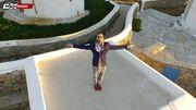 Ηλίας Βρεττός: Πήγε κρουαζιέρα και γύρισε δυο video clip