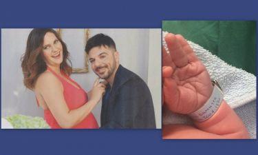 Γέννησε  η γυναίκα του Τριαντάφυλλου- Το συγκινητικό μήνυμα του τραγουδιστή στο facebook