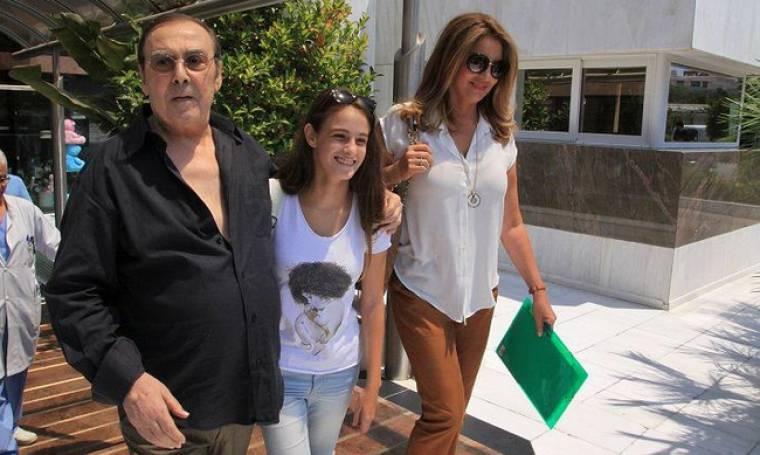 Τόλης Βοσκόπουλος: Πήρε εξιτήριο από το νοσοκομείο – Το χρονικό της περιπέτειάς του