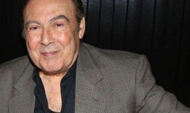 Τόλης Βοσκόπουλος: Αναρρώνει στο σπίτι του μετά την περιπέτεια της υγείας του