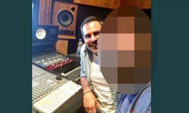Από το πλατό των «Δίδυμων φεγγαριών» στο στούντιο ηχογράφησης