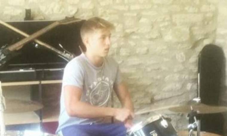 Drummer ο εγγονός του Τέως Βασιλιά Κωνσταντίνου