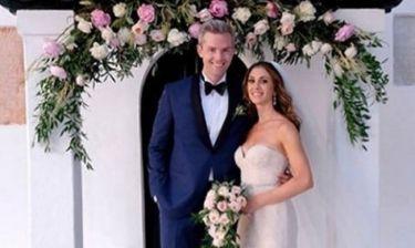 Ryan Serhant-Αιμιλία Μπεχράκη: Γάμος αλά ελληνικά στην Κέρκυρα (φωτό)