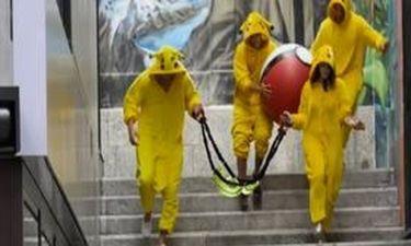 Η εκδίκηση των Pokemon