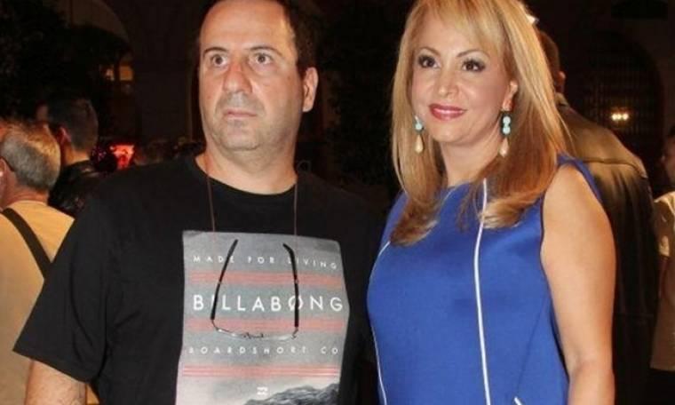 Τέτα Καμπουρέλη: «Ο άντρας μου είναι ο προσωπικός μου μάνατζερ»