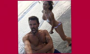 Ιωσήφ Μαρινάκης - Χρύσα Καλπάκη: Γυμνοί στην μπανιέρα
