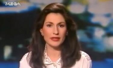 Η Ειρήνη Νικολοπούλου θυμάται τις στιγμές της από το Mega και γράφει: «Κρίμα…»