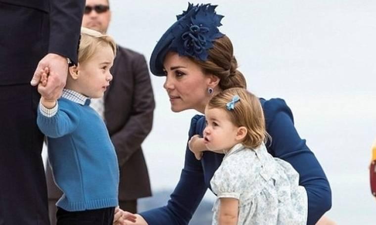 Η φωτογραφία αυτή θα προκαλέσει προβλήματα στην Kate Middleton και...όχι άδικα