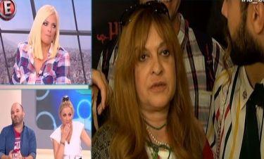 «La biri biri»:  Έξαλλη η Λαμπίρη με την ατάκα- Τι ειπώθηκε on air για την Ευείδη