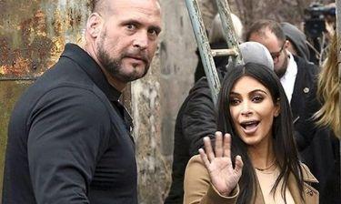 Ορκίζεται εκδίκηση ο σωματοφύλακας της Kim Kardashian: «Τα βάλατε με τον λάθος άνθρωπο»