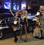 Χρουσαλά- Silvstedt: Sexy υπηρέτριες στους δρόμους της Νέας Υόρκης