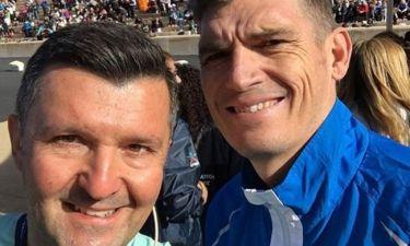 Δημήτρης Μάρκος: Οι selfies και ο… Μαραθώνιος