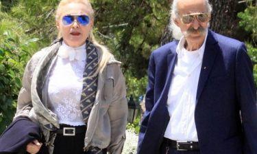 Συγκινεί η Νίνα Βλάχου για το θάνατο του συζύγου της: «Σαράντα μέρες χωρίς εσένα»