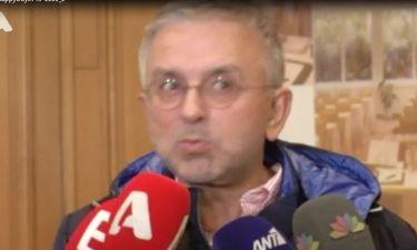 Δήμος Βερύκιος: Έγινε μπουρλότο και αποχώρησε, όταν ρωτήθηκε για…