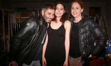 Φωτεινή Αθερίδου: «Δε φοβάμαι τη σύγκριση με τους γονείς μου. Εγώ είμαι η Φωτεινή και…»