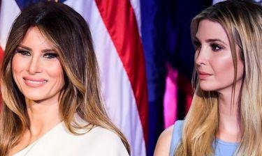 Τι φόρεσε η Ιvanka και η Μelania Τrump στο χορό μετά την ορκωμοσία του νέου προέδρου;