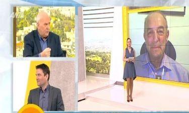 Παπαδάκης-Αρνιακός: Η αποκάλυψη για τον Λουκιανό Κηλαηδόνη και τα νεανικά τους χρόνια