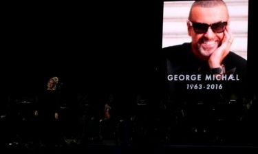 Oι βρισιές της Adele στο αφιέρωμα για τον George Michael στα Grammy