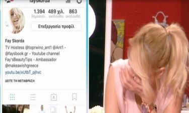Το πρωινό: Η απίστευτη γκάφα της Φαίης Σκορδά  - Δείτε πως αποκάλεσε τηλεθεάτρια