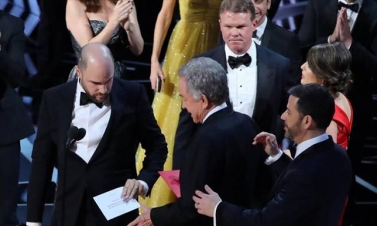Απολύθηκαν οι υπεύθυνοι της γκάφας στα Oscars