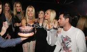 Έλσα Τόλη: Γιόρτασε τα γενέθλιά της στο Κέντρο Αθηνών