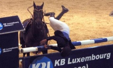 Το ατύχημα της Αθηνάς Ωνάση και η πτώση από το άλογό της