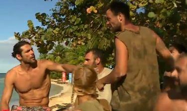 Survivor: Κατακεραυνώνει τον Χανταμπάκη για τη συμπεριφορά του απέναντι στον Σπαλιάρα