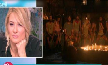 Survivor: Σκορδά για Χανταμπάκη: «Ντροπή του που δεν χαιρέτησε τον Σπαλιάρα»