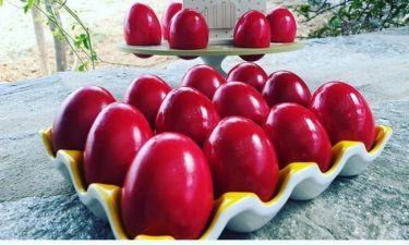 Ζέτα Μακρυπούλια: Έτοιμα τα αυγά της