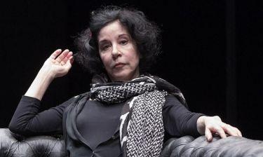 Μίνα Αδαμάκη: Επιστρέφει στο Υπόγειο του Θεάτρου Τέχνης μετά από 45 χρόνια