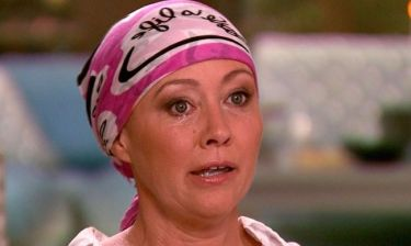 Shannen Doherty: Χαμογελά ξανά μετά την περιπέτεια της υγείας της