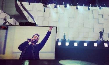 Eurovision 2017: Η πρώτη πρόβα της Κύπρου