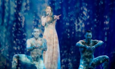 Eurovision 2017: Η Demy στην τελική ευθεία για τον Ημιτελικό. Πώς πήγε η τελευταία πρόβα...
