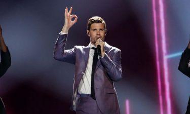 Eurovision 2017: Πώς μας φάνηκε ένα από τα φαβορί, ο κούκλος Σουηδός!