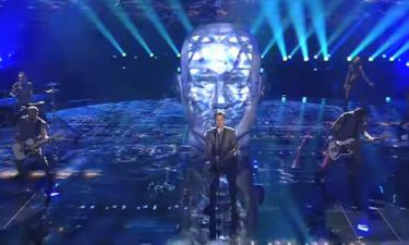 Eurovision 2017: Ουκρανία: Μετέτρεψαν την αρένα σε ροκ συναυλία!