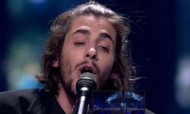 Eurovision 2017: Η δήλωση του νικητή για τον Ρονάλντο που δεν πέρασε απαρατήρητη