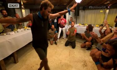 Survivor: Το ζεϊμπέκικο του Μάριου Πρίαμου Ιωαννίδη