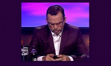 SYTYCD: Έξαλλος ο Πάνος Μεταξόπουλος – Τι συνέβη και διάβασε μήνυμα στον «αέρα» του σόου;