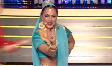 YFSF: Η Κόνυ Μεταξά ως… Aishwarya Rai