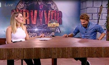 Survivor:Μάριος:«Κι εγώ ψήφισα τον Ντάνο να φύγει από την ομάδα» Ο λόγος που τον ψήφισα ήταν...