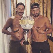 Survivor νικητής: Ο Γιώργος Χρανιώτης ανέβασε φωτογραφία του με τον Ντάνο μετά τη νίκη του!