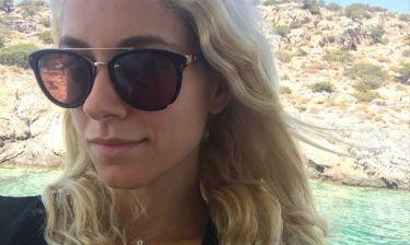 Δούκισσα Νομικού: Δες πού περνά τις διακοπές της